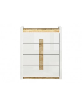 Alameda chest of drawers KOM4S