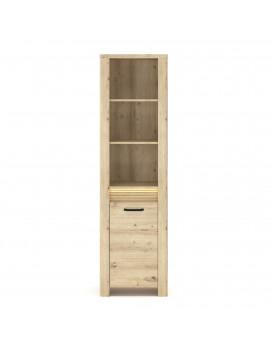 Moris open bookcase REG1D