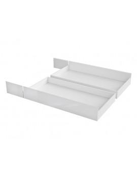 Holten szuflady do łóżka 120