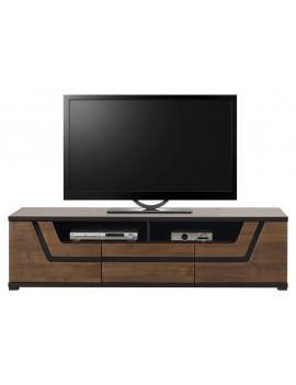 Tes TV unit TS1 walnut