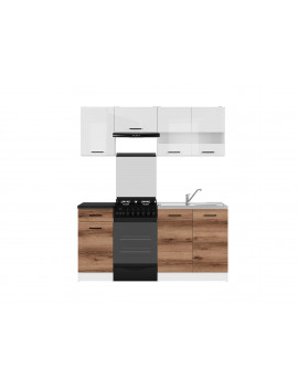 Junona Kitchen Units Set 170cm