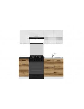 Junona Kitchen Units Set 180cm