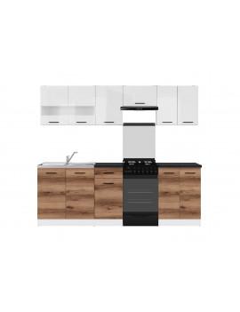 Junona Kitchen Units Set 230cm