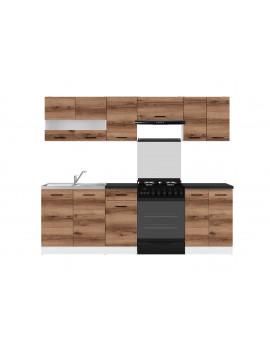 Junona Kitchen Units Set 240cm