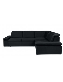 Darby corner sofa bed with...