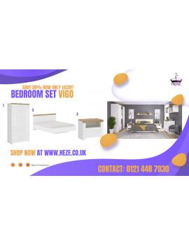 Vigo zestaw sypialniany