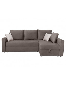 Przemek corner sofa bed...