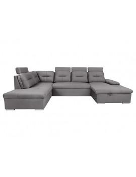 Dakar U shape sofa bed with...