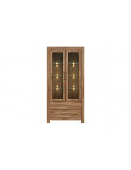 Gent display cabinet REG2W2S/20/10