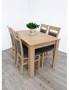 Zestaw stół Ramen midi + 4...