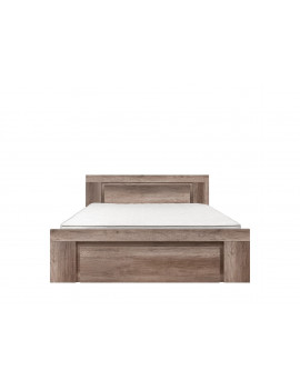 Anticca bed LOZ/160 with slats