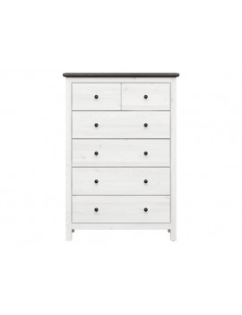 Hesen chest of drawers KOM6S