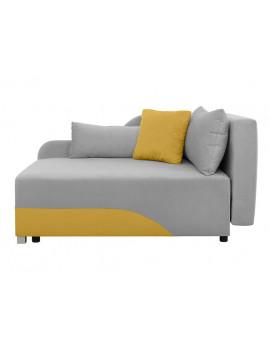 Elo sofa bed with storage left