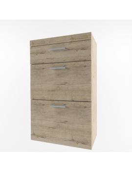 Oskar shoe cabinet 2k1s