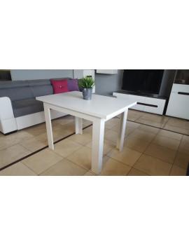 BRW stół rozkładany 110 biały