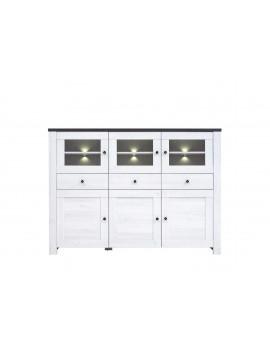 Antwerpen display cabinet...