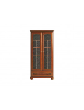 Bawaria display cabinet DWIT2D1S