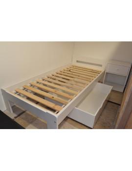 Single bed Paris 3FT 90x190