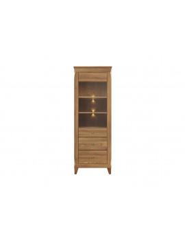 Bergen display cabinet REG1W2S