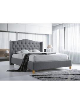 Upholstered bed Aspen 180