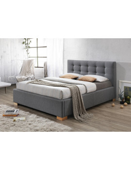 Łóżko tapicerowane Copenhanen 160