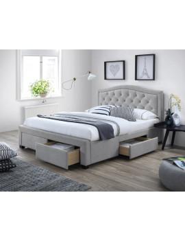 Upholstered bed Electra 160