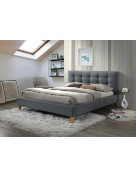 Upholstered bed Texas 140