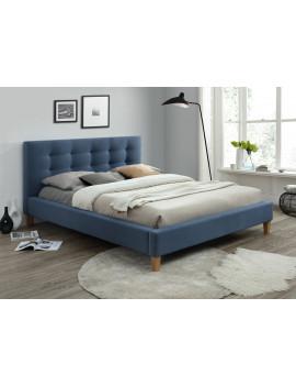 Łóżko tapicerowane Texas 160