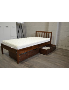 Berno bed with 2 drawers