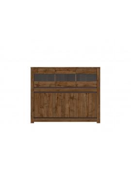 Kada display cabinet KOM3W3D