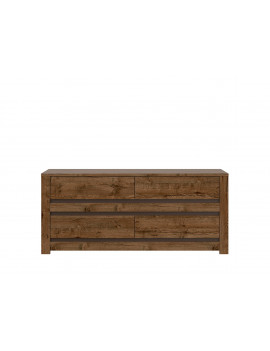 Kada chest of drawers KOM4S