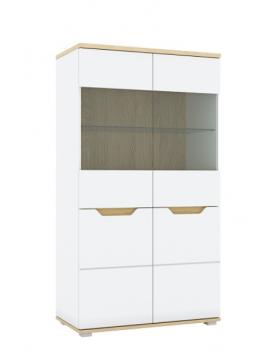 Valles display cabinet REG2D2W