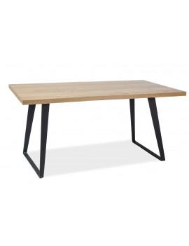 SG Falcon solid oak table 150