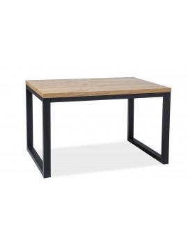 SG Loras II solid oak table 120