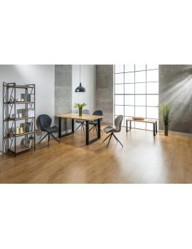 SG Umberto solid oak table 180