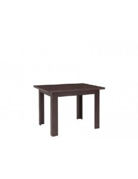 BRW Black Red White stół rozkładany 110x75+40