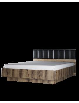 Jagger łóżko tapicerowane z...