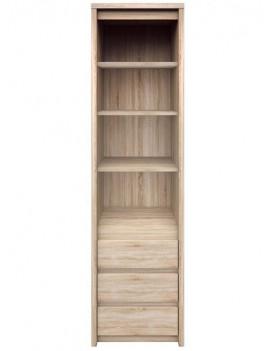 Norton bookcase 3s