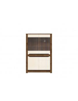 Ruso display cabinet REG2W2D