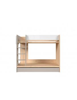 Namek łóżko piętrowe LOZ1S/90P