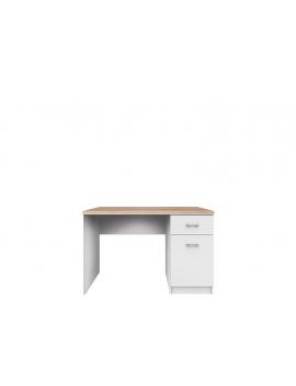Top Mix desk 1d1s/120 white