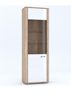 Davin display cabinet 1W