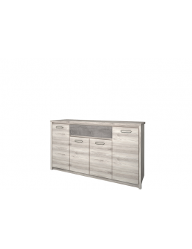 Jazz sideboard 4D1S