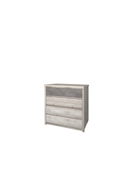 Jazz chest of drawers 4S