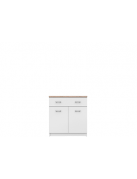 Top Mix sideboard 2d1s white