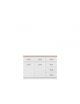 Top Mix sideboard 2d5s white