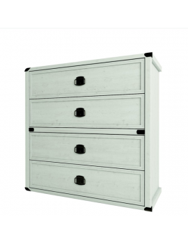 Magellan chest of drawers 4S