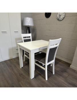 Miron stół rozkładany z 2 krzesłami Kam2