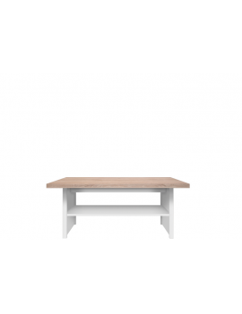 Top Mix coffee table 115 white