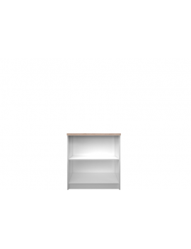 Top Mix bookcase 80 white
